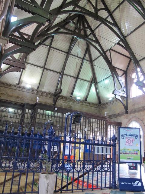 Middlesbrough station - entrance hall