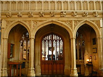 SP5206 : Magdalen Chapel, Oxford by pam fray