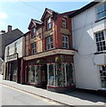 SO0451 : Beautifully Bonkers in Builth Wells by Jaggery