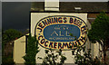 NY1130 : Painted advertisement for Jennings Brewery, Cockermouth by Julian Osley