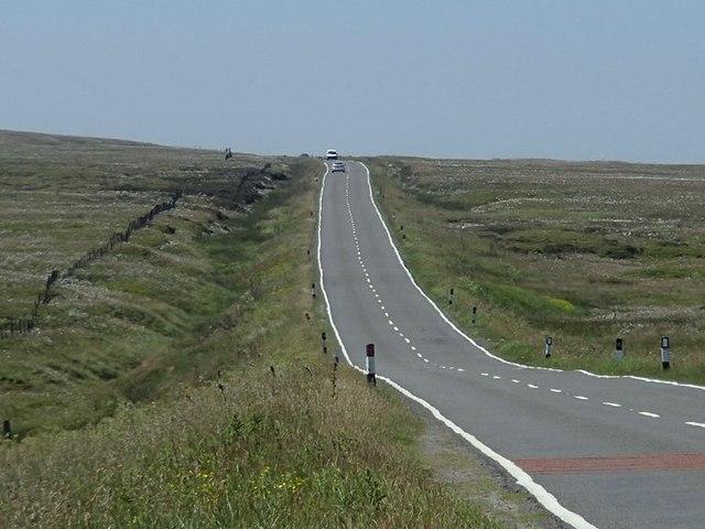 A635 near Wessenden Head