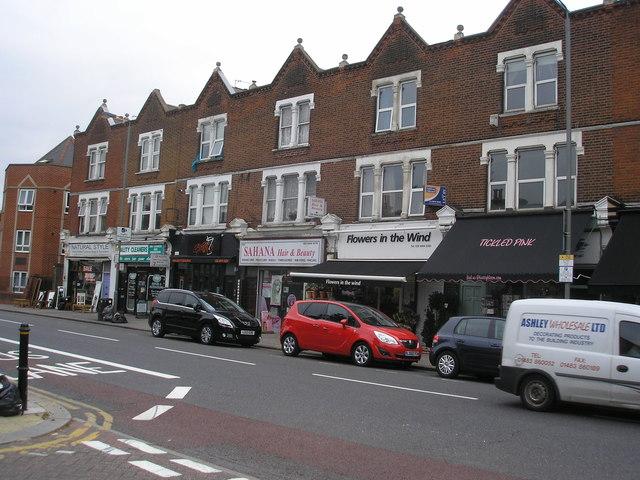 Earlsfield:  Garratt Lane