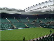 TQ2472 : Centre Court at Wimbledon (1) by David Hillas