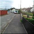 SO4814 : Oak Grove houses, Rockfield by Jaggery