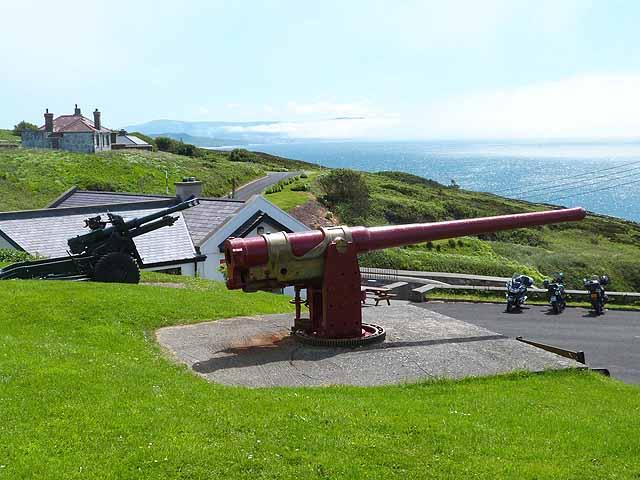 The guns of Dunree