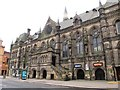 NZ4920 : Middlesbrough Town Hall, Corporation Road, TS1 by Mike Quinn
