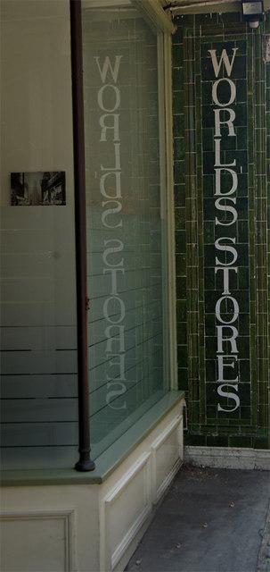 Ceramic tiles, Gravesend High Street