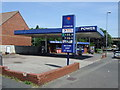 SP0693 : Service station on Beeches Road by JThomas