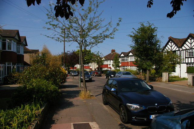Ravenswood Avenue, West Wickham
