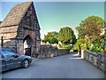 SJ9752 : Cheddleton, Hollow Lane by David Dixon