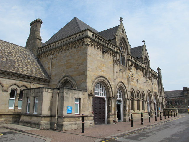 Middlesbrough station buildings (2)