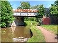 SJ8934 : Bridge#95A, Trent and Mersey Canal by David Dixon
