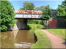 SJ8934 : Bridge#95A, Trent and Mersey Canal by David Dixon
