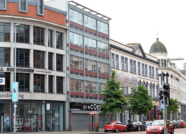 No 139 Royal Avenue, Belfast