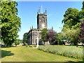 SJ9033 : St Michael and St Wulfad's Church, Stone by David Dixon