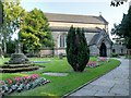 SJ8640 : Trentham Parish Church, St Mary and All Saints by David Dixon
