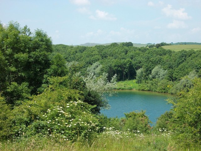 Inlet of Carsington Water