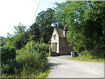SK3354 : Cottage near Whatstandwell Bridge by Neil Theasby
