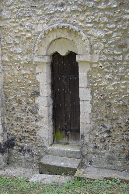 Norman Priest's Door