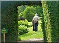 NT6424 : Monteviot House Gardens by Walter Baxter