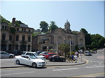 ST1872 : The Custom House, Penarth by Jeremy Bolwell