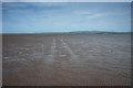 SD4050 : Vehicle tracks on Pilling sands by Tom Richardson