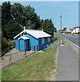 SN1202 : A Tin Tabernacle in New Hedges by Jaggery