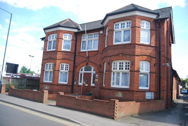 House on York Rd