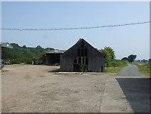SK2122 : Farm building, Lawns Farm by JThomas