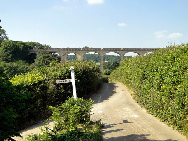 Cannington Viaduct, Axminster - Lyme Regis branch