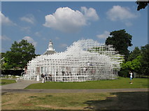 TQ2679 : Serpentine Gallery Pavilion 2013 by David Hawgood