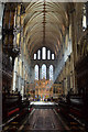 TL5480 : Choir and presbytery, Ely Cathedral by Julian P Guffogg