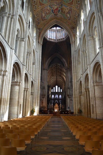 The Nave, Ely Cathedral
