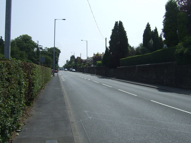 Ashby Road (A511)