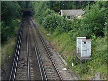 SU9948 : Guildford, Railway by Alan Hunt