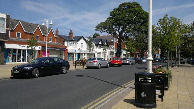 Chapel Lane, Formby