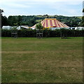 SO1091 : Circus Big Top, Newtown by Jaggery