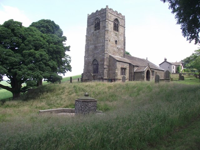 St. Mary's Church, Thornton in Craven