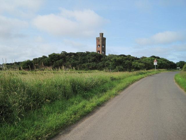 Diamond Jubilee Tower, near Braystones