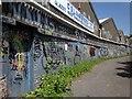 ST6071 : Rear of Collinson Tiles, Bristol by Derek Harper