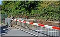 J2968 : The Glebe Road level crossing, Dunmurry (2013) by Albert Bridge