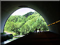 SJ8082 : Runway 2 tunnel by Stephen Burton