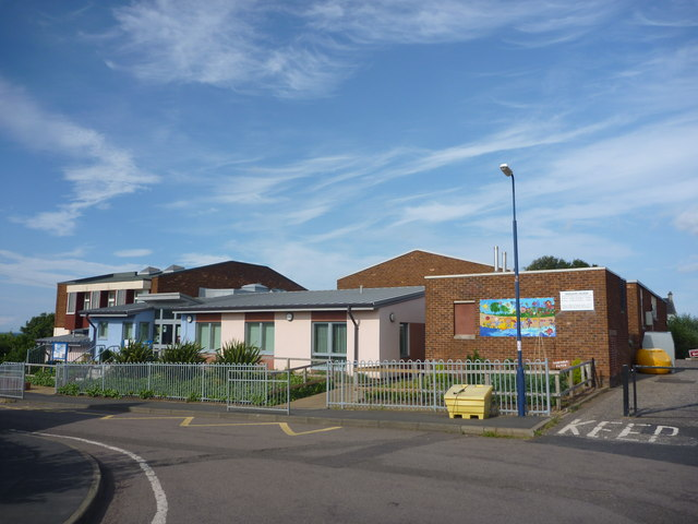 East Lothian Townscape : West Barns Primary School