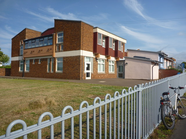 East Lothian Architecture : West Barns Primary School