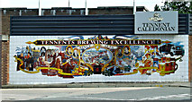 NS6065 : Tennent Caledonian Wellpark Brewery by Thomas Nugent