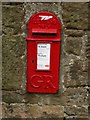 NU0230 : Post box in East Horton by Graham Robson