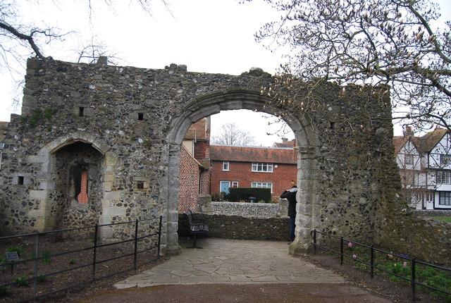 Mediaeval Arch