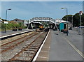 SN1200 : Tenby railway station by Jaggery