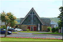 NS2059 : Church, Largs by Billy McCrorie