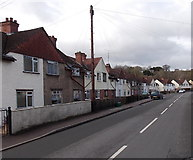SO6303 : Forest Road houses, Lydney by Jaggery